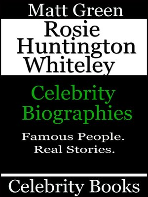 cover image of Rosie Huntington Whiteley