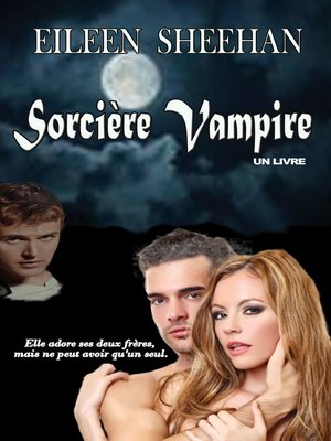 cover image of Sorcière Vampire