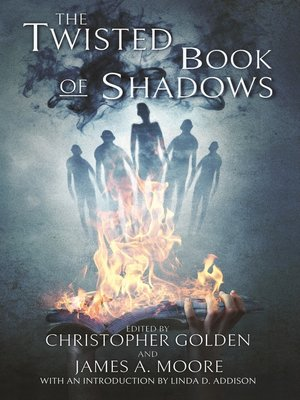 cover image of The Twisted Book of Shadows