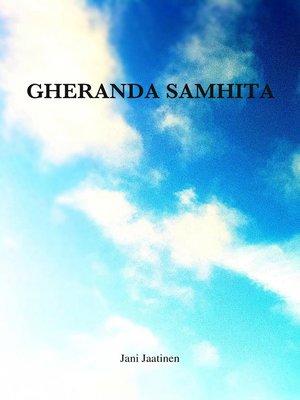 cover image of Gheranda Samhita