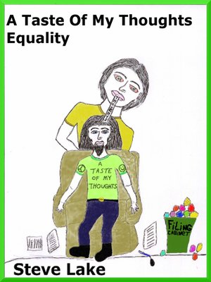 cover image of A Taste of My Thoughts Equality