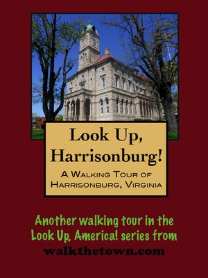 cover image of A Walking Tour of Harrisonburg, Virginia