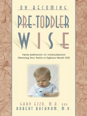 cover image of On Becoming Pretoddlerwise