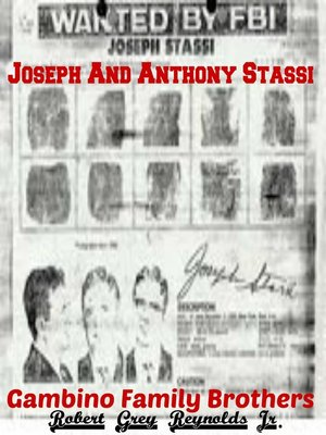 cover image of Joseph and Anthony Stassi Gambino Family Brothers