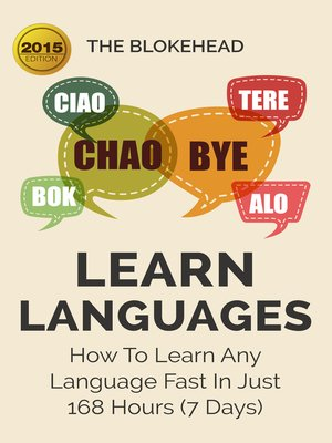cover image of Learn Languages