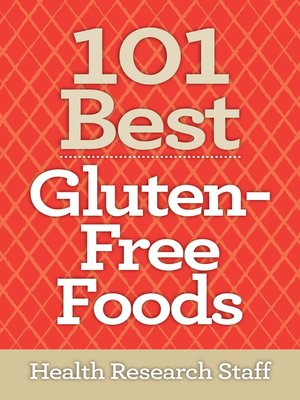 cover image of 101 Best Gluten-Free Foods