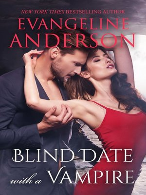 cover image of Blind Date with a Vampire
