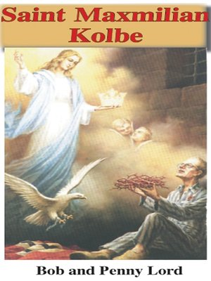 cover image of Saint Maxmilian Kolbe