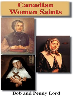 cover image of Canadian Women Saints