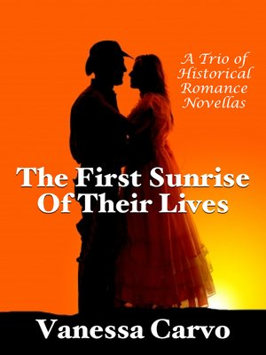 cover image of The First Sunrise of Their Lives