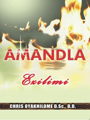 cover image of Amandla Ezilimie