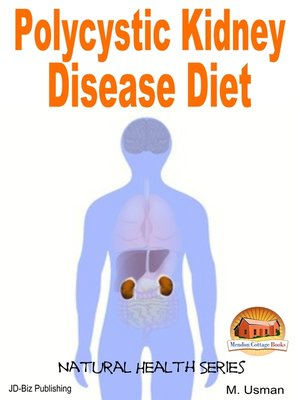 cover image of Polycystic Kidney Disease Diet