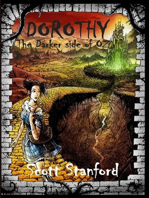 cover image of Dorothy- the Darker Side of Oz