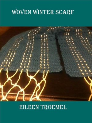 cover image of Woven Winter Scarf