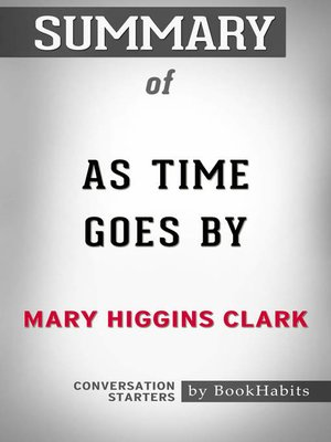 cover image of Summary of As Time Goes By