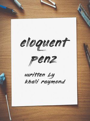 cover image of Eloquent Penz
