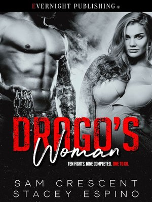cover image of Drago's Woman