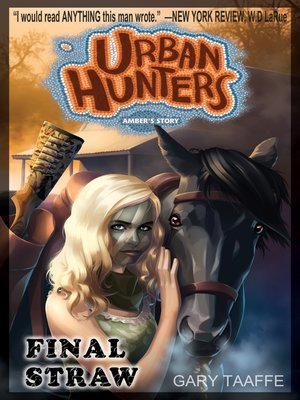 cover image of Final Straw (Urban Hunters #8)