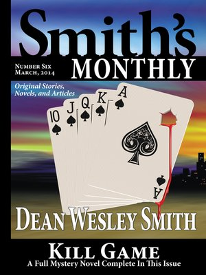 cover image of Smith's Monthly #6