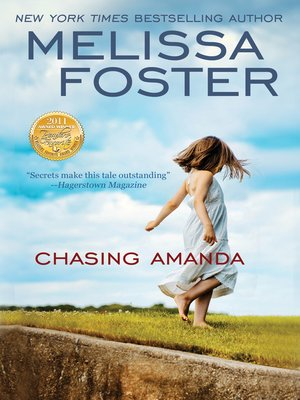 cover image of Chasing Amanda (Mystery / Suspense)