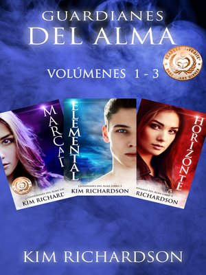 cover image of Guardianes Del Alma, Volúmenes 1-3