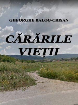 cover image of Cărările vieții