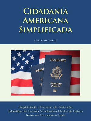 cover image of Cidadania Americana Simplificada