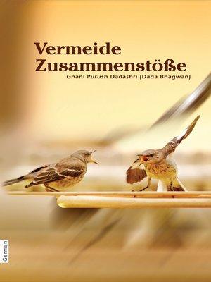 cover image of Vermeide Zusammenstöße (German)