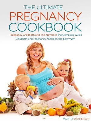 cover image of The Ultimate Pregnancy Cookbook