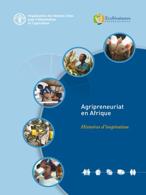 cover image of Agripreneuriat en Afrique