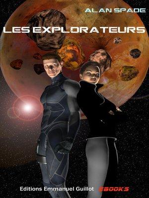 cover image of Les Explorateurs (nouvelle)