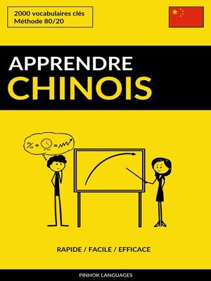 cover image of Apprendre le chinois