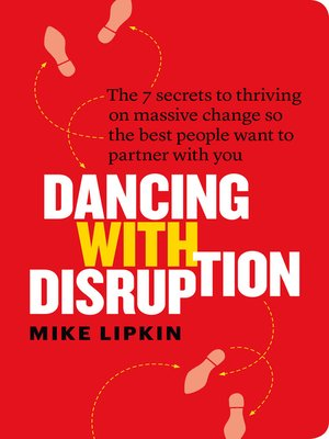 cover image of Dancing with Disruption