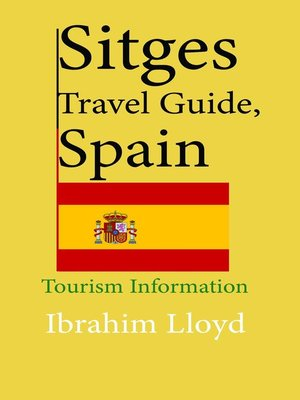 cover image of Sitges Travel Guide, Spain
