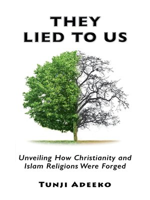 cover image of They Lied to Us