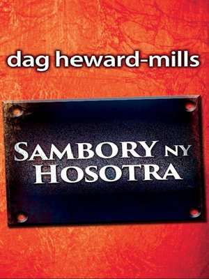 cover image of Sambory ny Hosotra