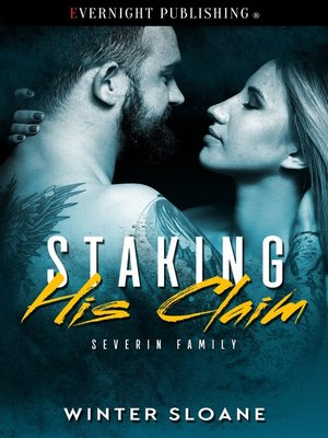 cover image of Staking His Claim