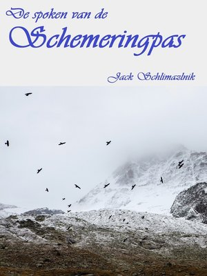 cover image of De spoken van de Schemeringpas