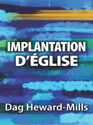 cover image of Implantation d'églises