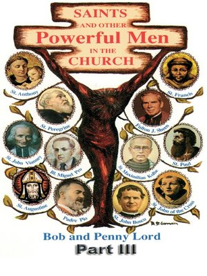cover image of Saints and Other Powerful Men in the Church Part III