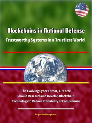 cover image of Blockchains in National Defense