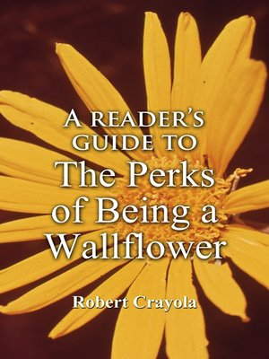 cover image of A Reader's Guide to the Perks of Being a Wallflower