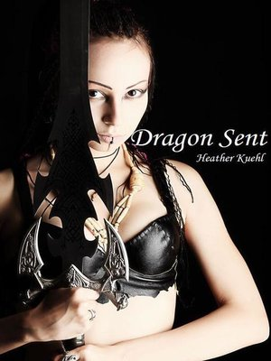 cover image of Dragon Sent