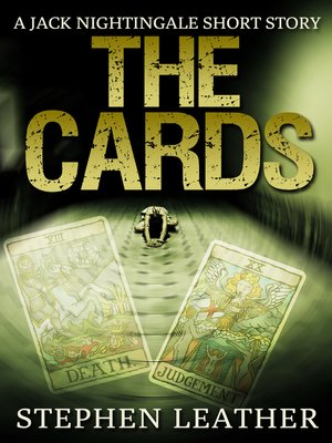 cover image of The Cards (A Jack Nightingale Short Story)