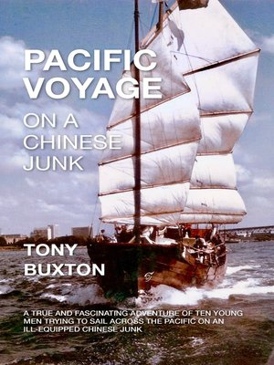 cover image of Pacific Voyage on a Chinese Junk