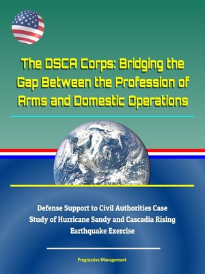 cover image of The DSCA Corps