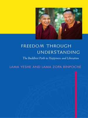 cover image of Freedom Through Understanding