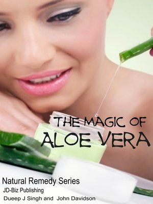 cover image of The Magic of Aloe Vera