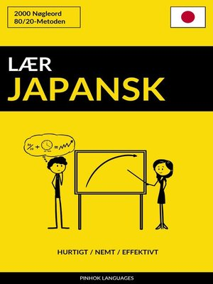 cover image of Lær Japansk