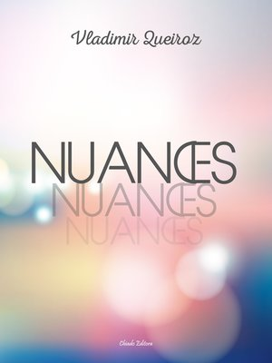 cover image of Nuances